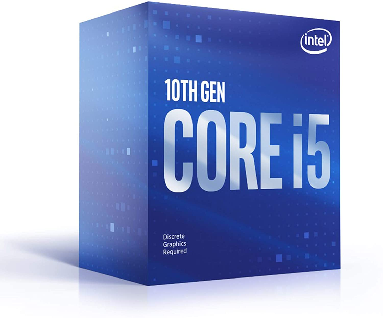 CPU INTEL CORE i5-10400F 2.90GHz 65w LGA1200