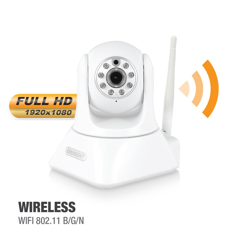 IPCAMERA FULL HD WiFi PAN EMINENT EM6330
