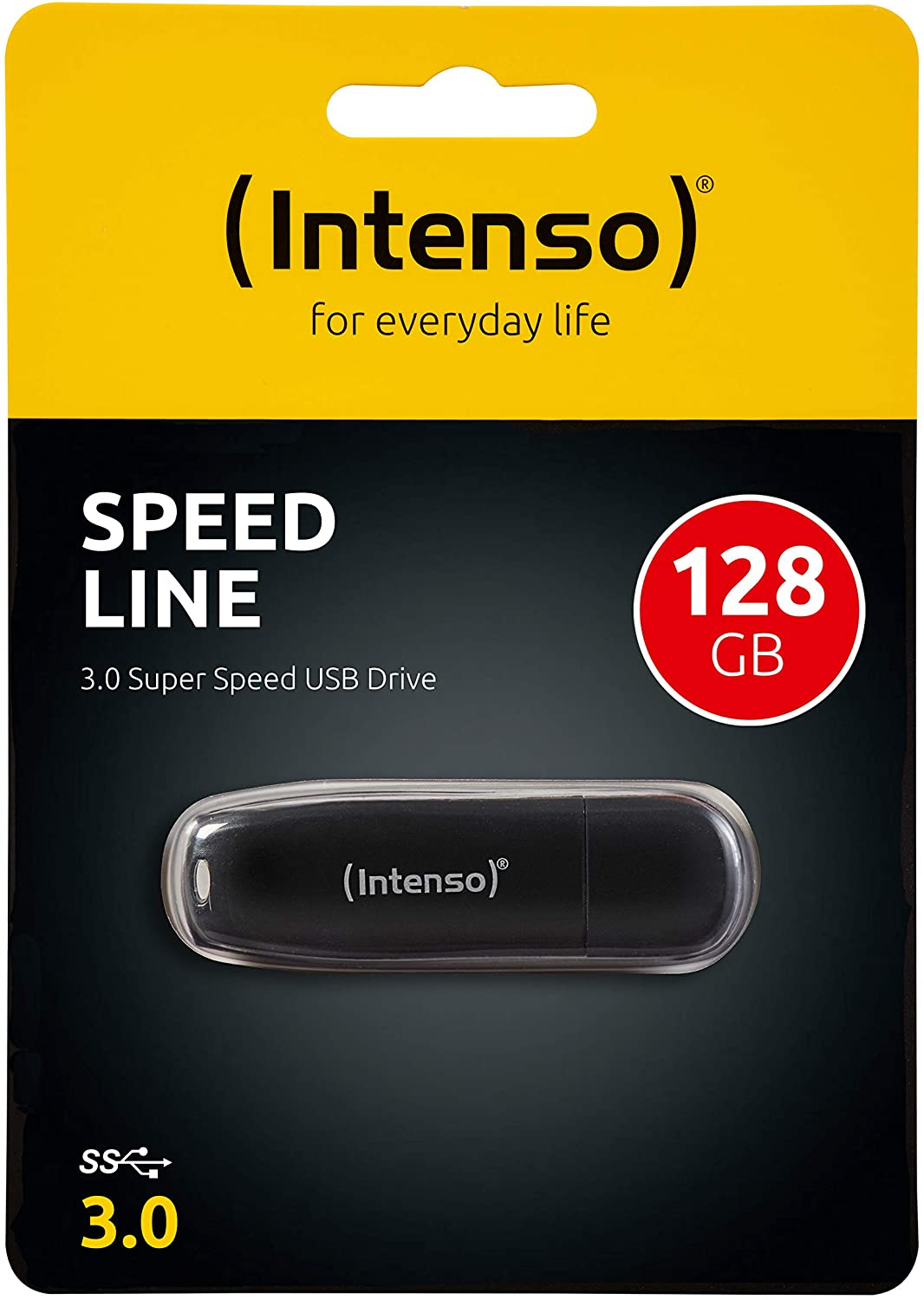 PENDRIVE INTENSO 128GB SPEED LINE USB 3.0