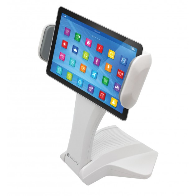 STAND TABLET FINO A 15 TECHLY DESK SERIES